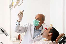 Diabetes and Dental Care. Why People with Diabetes Need to See a Dentist