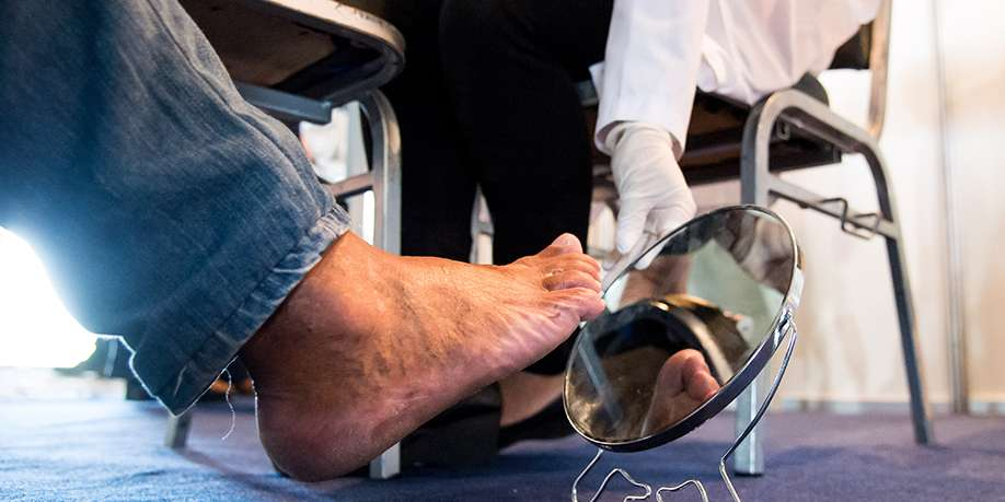 Diabetes Foot Care — Why People with Diabetes Need to See a Podiatrist Regularly