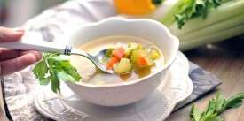 Soups for People with Diabetes