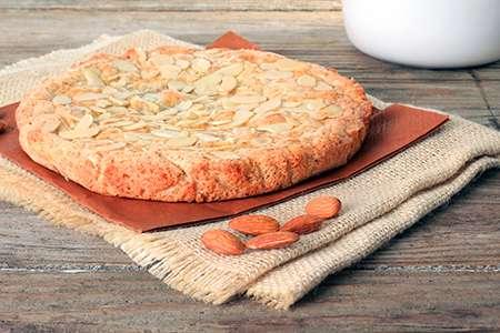 Almond Cake with Almond Flour