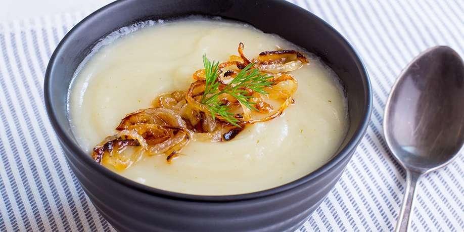Artichoke Cream Soup