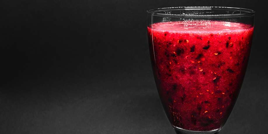 Blackcurrant Cocktail