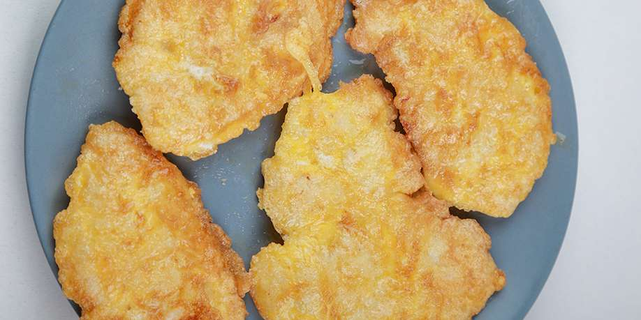 Breaded Chicken Chops