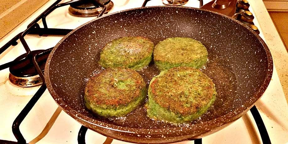 Broccoli Cutlets