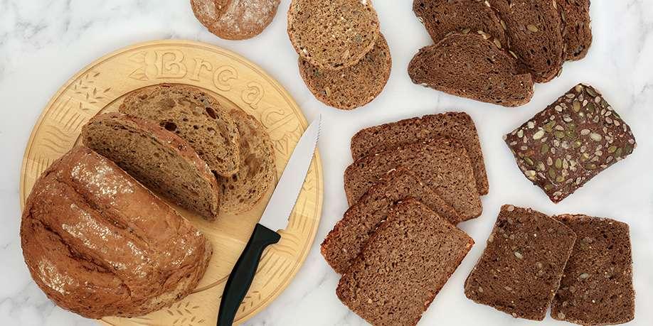 Diabetic-friendly Bread (Bread Maker Recipe)