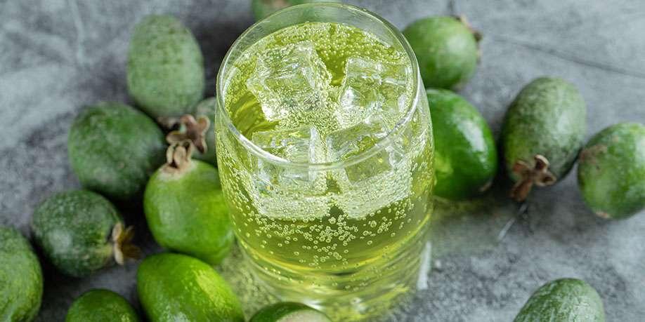 Feijoa Cocktail