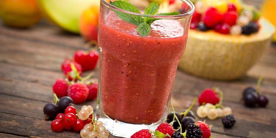 Fruit Smoothie