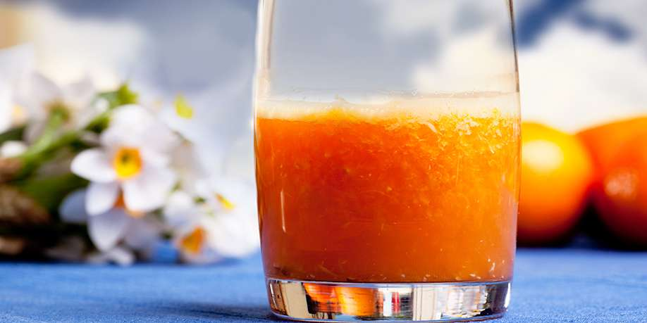 Grapefruit and Orange Ice