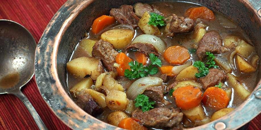 Irish Meat Stew