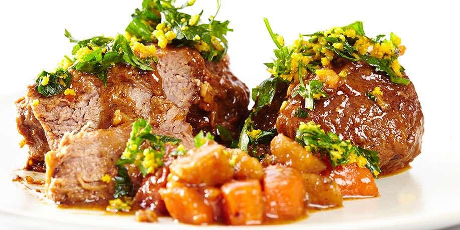 Stewed Beef with Orange